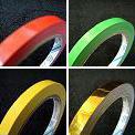 クイックシーラーテープの色見本の写真